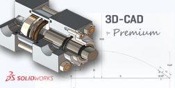 SolidWorks 3D-CAD Premium