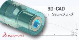 SolidWorks 3D-CAD Standard