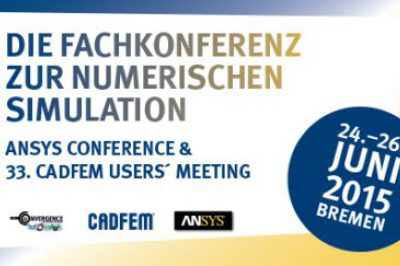 ANSYS CONFERENCE 2015