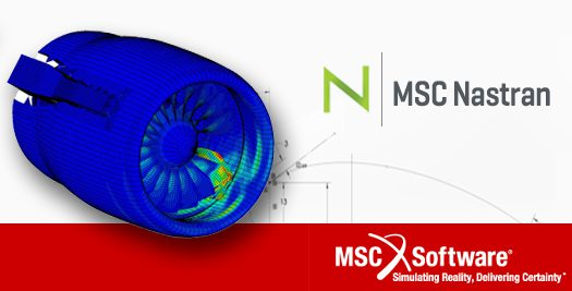 Msc nastran cae simulation solutions for Finite elemente in der baustatik