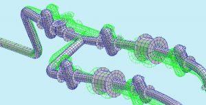 Fluid-Struktur-Interaktion