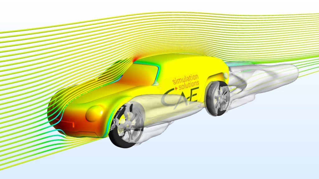 KFZ Aerodynamik