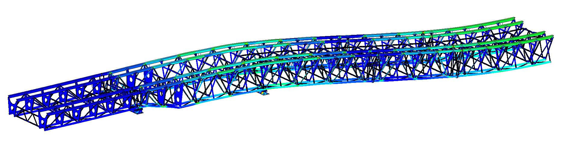 Cable Car Brücke FE