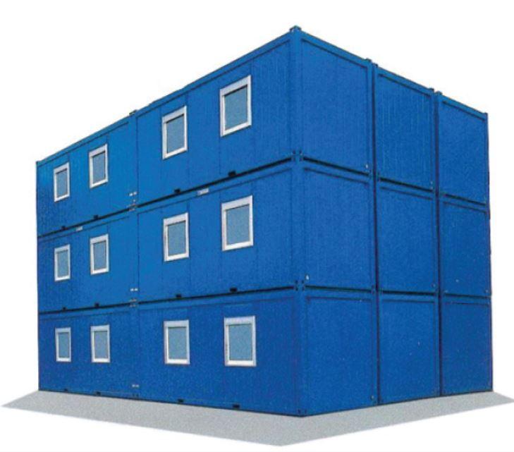 Containerumströmung